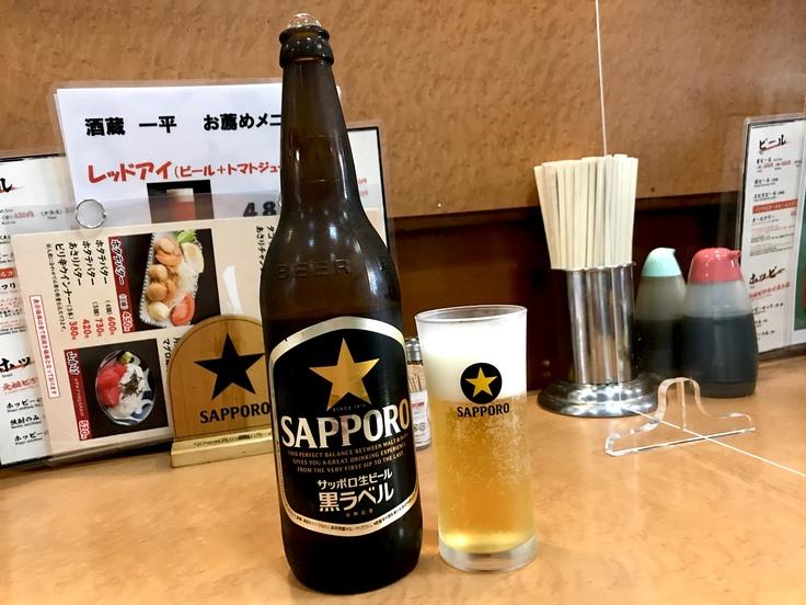 モーニングビール@酒蔵一平(八王子)_c0212604_10434326.jpg