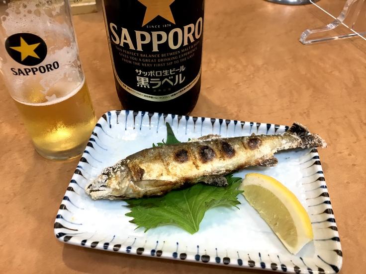 モーニングビール@酒蔵一平(八王子)_c0212604_10544335.jpg