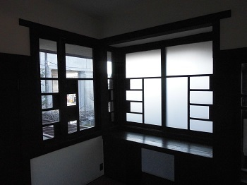住宅の窓 藤沢(神奈川)_e0098739_13350395.jpg