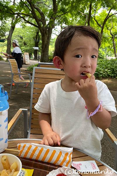 1年ぶりの井の頭動物園さんぽ_c0024345_18461070.jpg