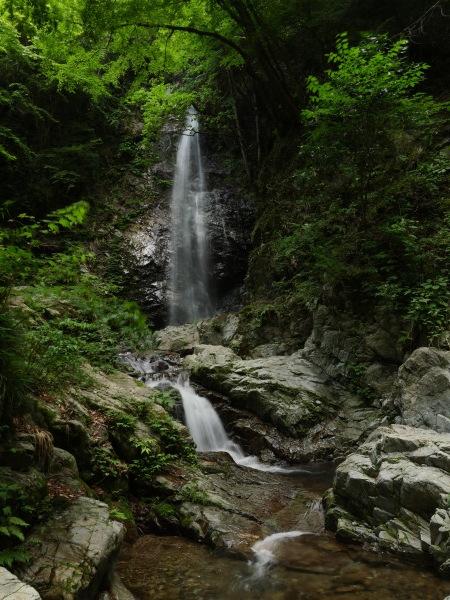 檜原村 滝巡り 払沢の滝_a0351368_22443441.jpg
