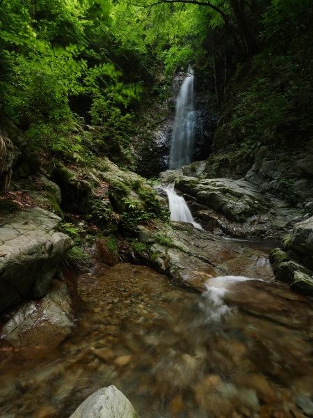 檜原村 滝巡り 払沢の滝_a0351368_22455183.jpg