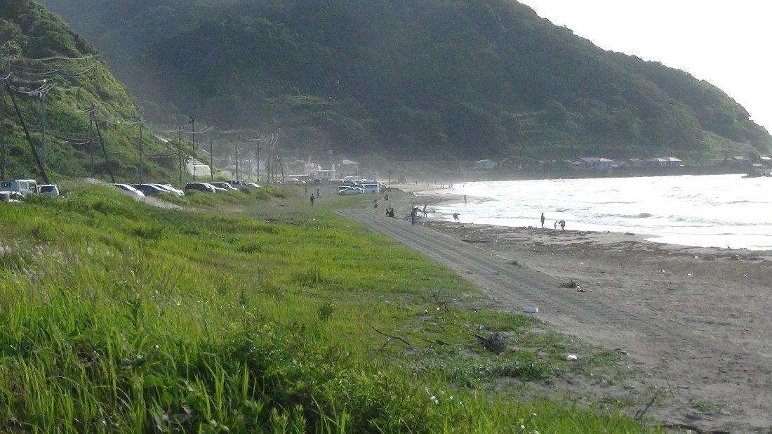 直江津海岸とサーフィン!_e0065084_1730130.jpg