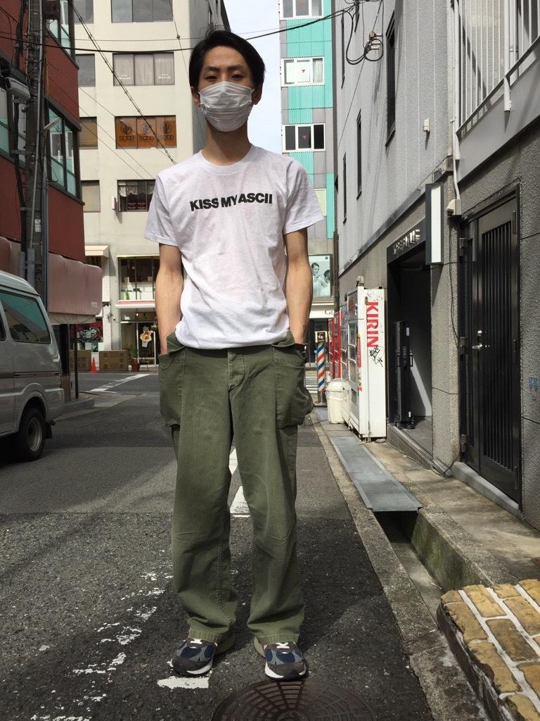 マグネッツ神戸店 夏を代表するミリタリーファブリック、H.B.T.!_c0078587_09540162.jpg