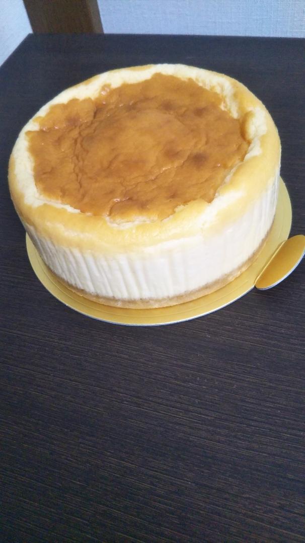 極上チーズケーキ~N.Y.スタイル~_f0076001_22403138.jpg