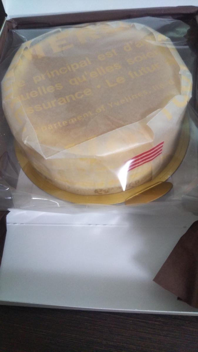 極上チーズケーキ~N.Y.スタイル~_f0076001_22411191.jpg