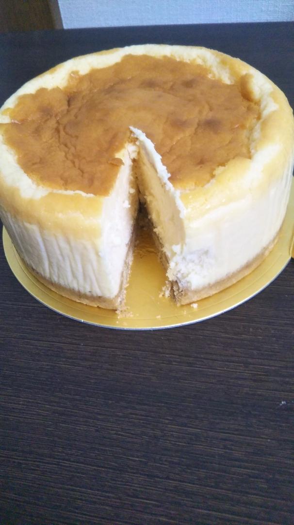 極上チーズケーキ~N.Y.スタイル~_f0076001_22412216.jpg