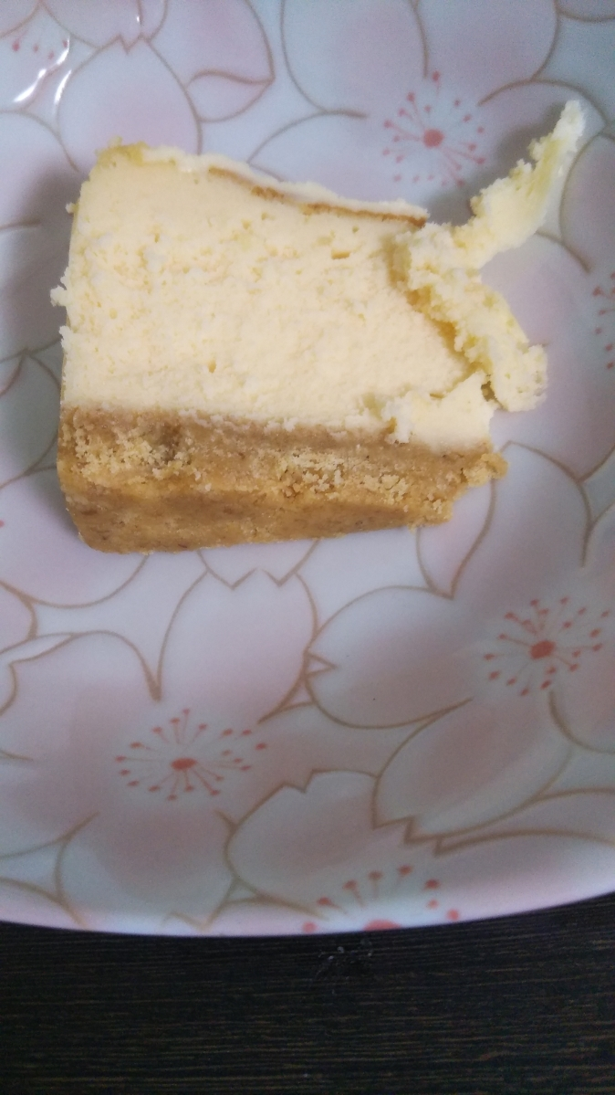極上チーズケーキ~N.Y.スタイル~_f0076001_22413490.jpg