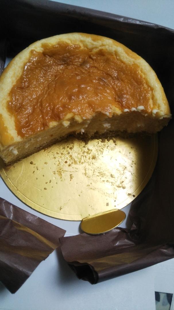 極上チーズケーキ~N.Y.スタイル~_f0076001_22414603.jpg