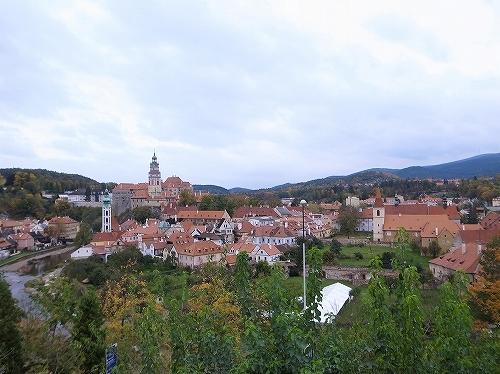 チェコでの朝ご飯_f0275103_12142852.jpg