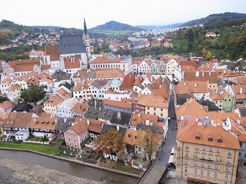 チェコでの朝ご飯_f0275103_12202569.jpg