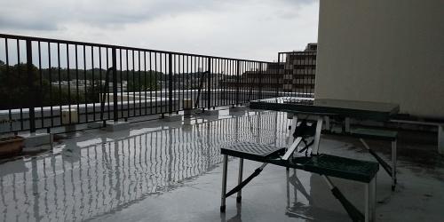 今夏初のBBQも雨に降られて_b0255217_17142619.jpg