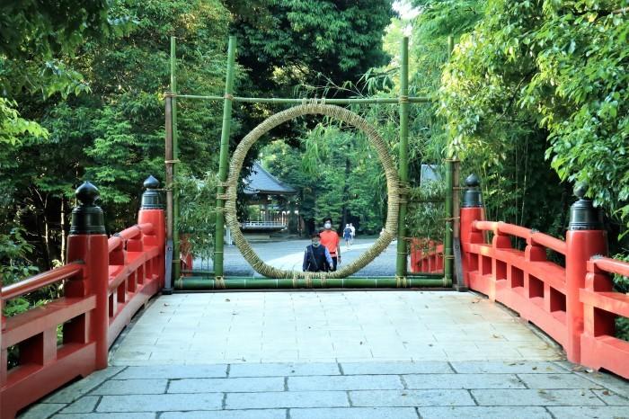大宮 氷川神社 「茅の輪くぐり」_d0150720_15580817.jpg