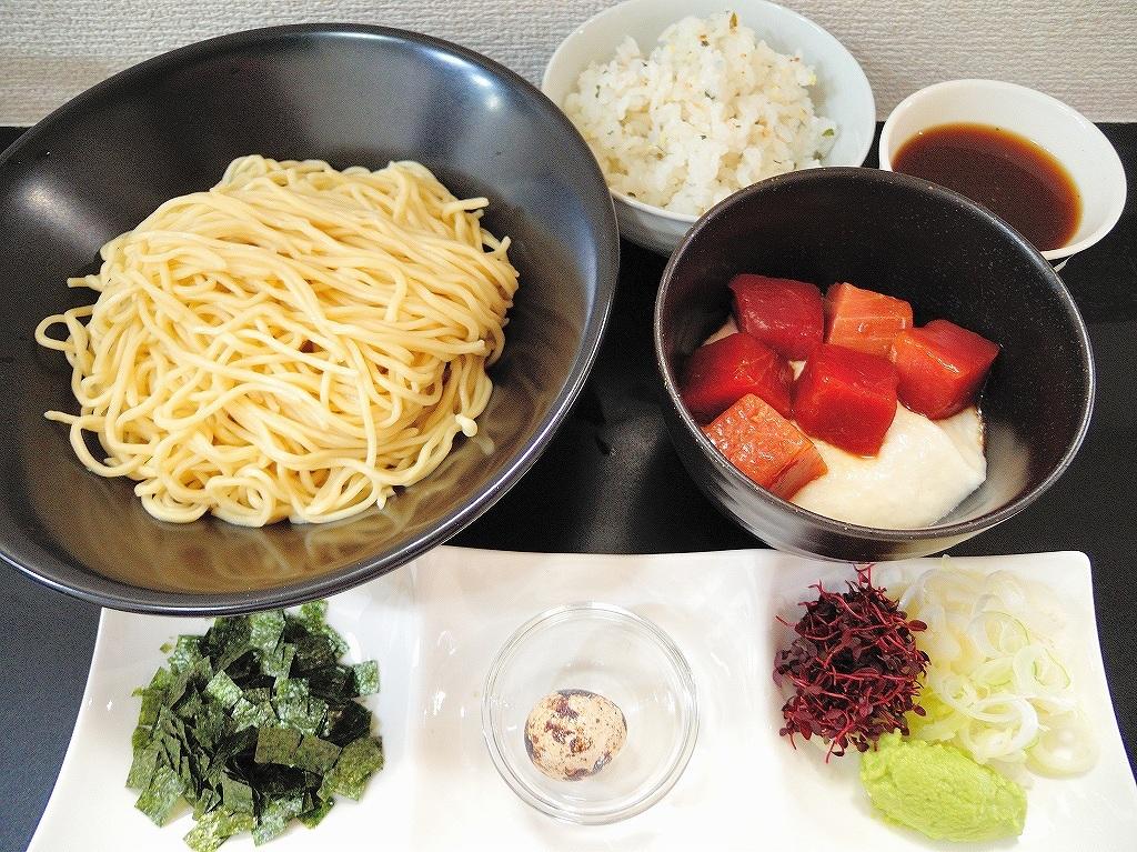 自家製麺 SHIN(新)@反町_c0395834_22441189.jpg