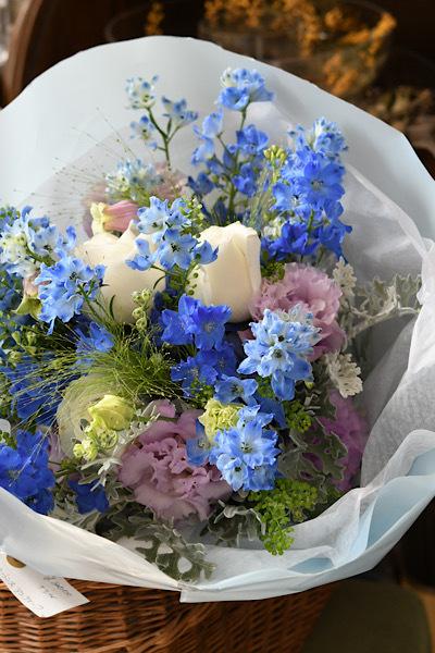 * 最近のオーダー頂いていた花達✧‧˚  *_e0159050_20043805.jpeg