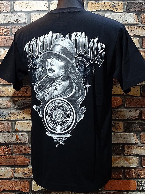 kustomstyle カスタムスタイル 新作Tシャツ 8種入荷_c0094761_09572161.jpg