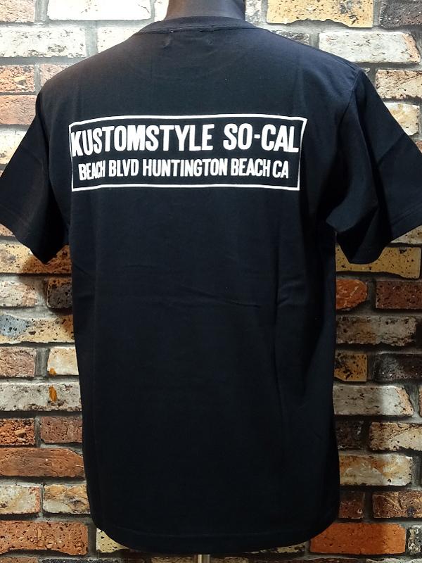 kustomstyle カスタムスタイル 新作Tシャツ 8種入荷_c0094761_09574787.jpg