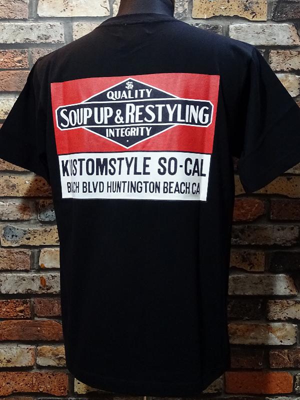 kustomstyle カスタムスタイル 新作Tシャツ 8種入荷_c0094761_09575403.jpg