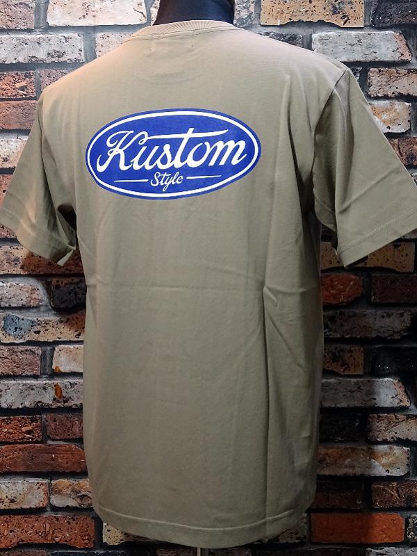 kustomstyle カスタムスタイル 新作Tシャツ 8種入荷_c0094761_09580659.jpg