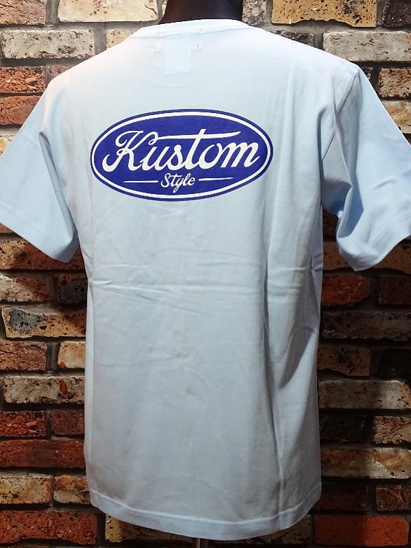 kustomstyle カスタムスタイル 新作Tシャツ 8種入荷_c0094761_09581491.jpg