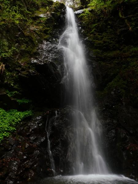 檜原村 滝巡り 龍神の滝_a0351368_23374974.jpg