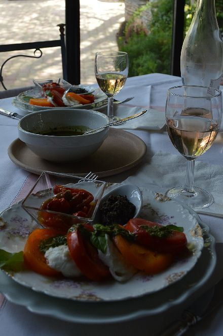 夏の保存食は バジルとトマト_b0346275_08584101.jpg