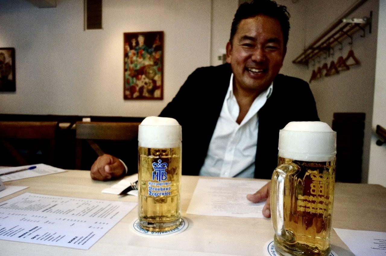 親友グスティとベルリン最高の店で。_c0180686_22065799.jpeg