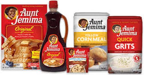 パンケーキの箱に隠されたヤバい人種差別。「ジェマイマおばさん」とは誰?_c0050387_15190726.jpg