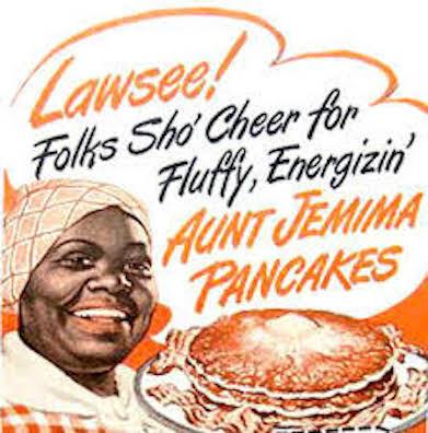 パンケーキの箱に隠されたヤバい人種差別。「ジェマイマおばさん」とは誰?_c0050387_15232617.jpg