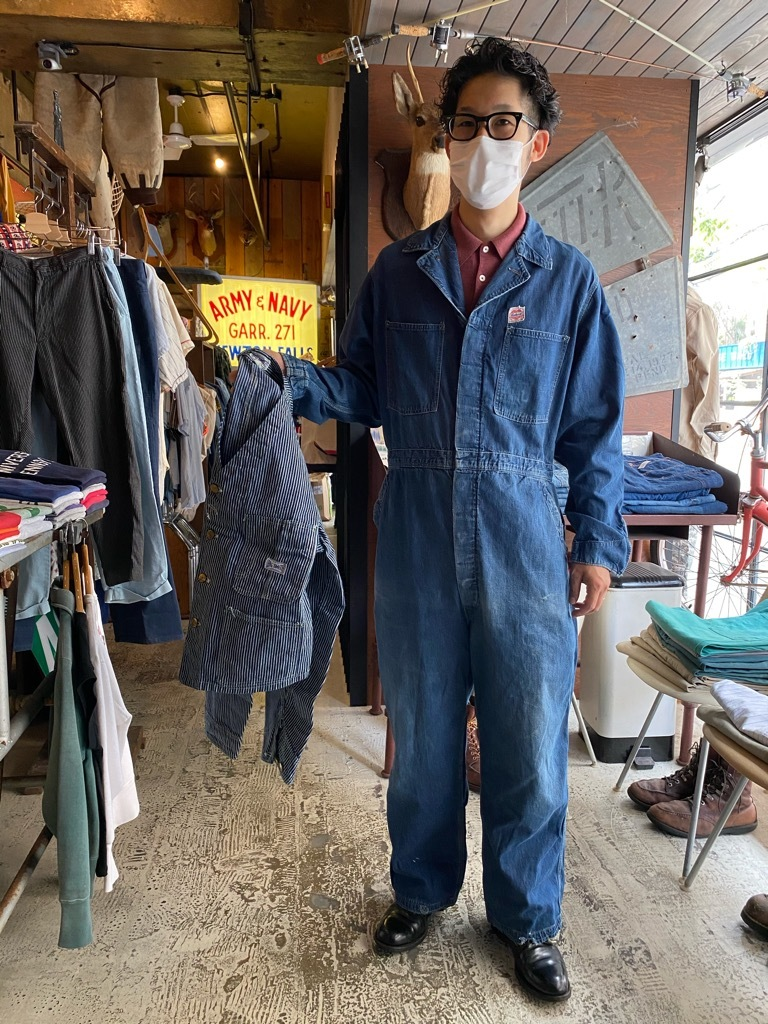 6月24日(水)大阪店ヴィンテージ入荷日!! #1 Work Part1編!! Carhartt HeartMark & BIG SMITH Engineer、Lee HouseMark 98-SB!_c0078587_14152122.jpg