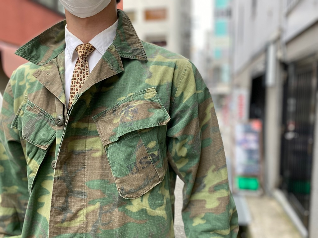 マグネッツ神戸店 ヴェトナム戦争時代に活躍したERDLカモ!_c0078587_19502162.jpg