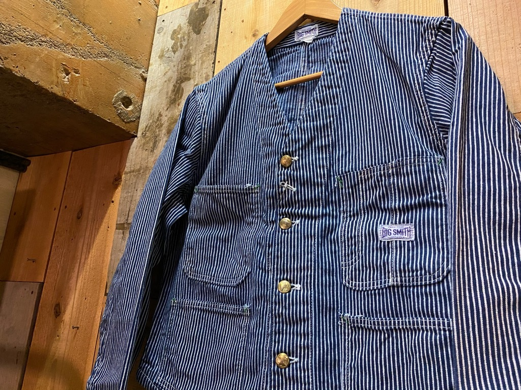 6月24日(水)大阪店ヴィンテージ入荷日!! #1 Work Part1編!! Carhartt HeartMark & BIG SMITH Engineer、Lee HouseMark 98-SB!_c0078587_20364081.jpg