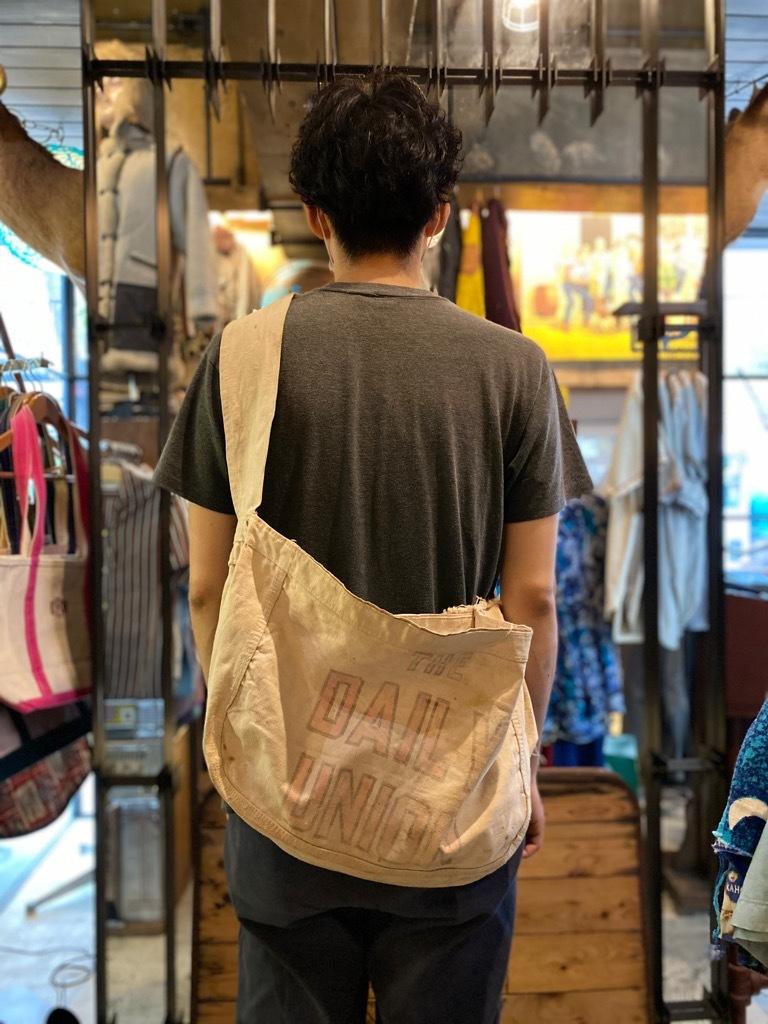6月24日(水)大阪店ヴィンテージ入荷日!! #2 Work Part2編!! U.S.MAIL,BELL SYSTEM,NEWSPAPER  BAG&Soft Work Items!!_c0078587_21265315.jpg
