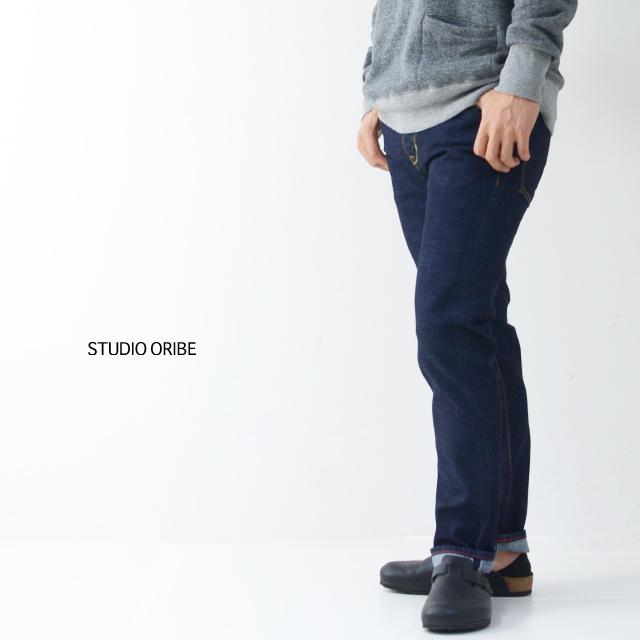 STUDIO ORIBE [スタジオオリベ] RIDE ON DENIM [ライドオンデニム] [RD04] デニムパンツ MEN\'S/LADY\'S _f0051306_15250446.jpg