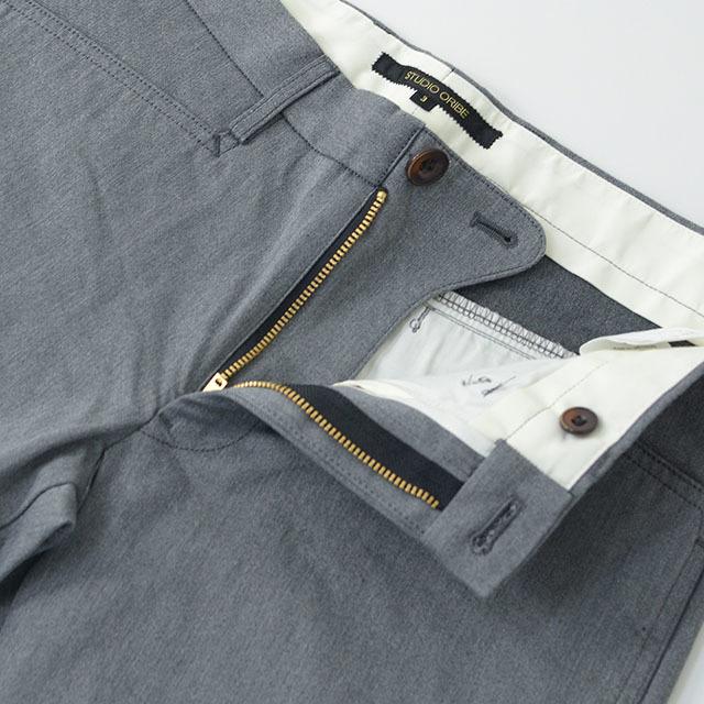 STUDIO ORIBE [スタジオオリベ] NEW L POCKET PANTS[エルポケットパンツ][LP01]ストレッチパンツ MEN\'S/LADY\'S _f0051306_15501499.jpg