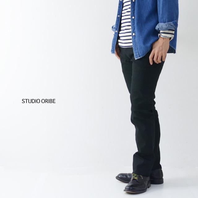 STUDIO ORIBE [スタジオオリベ] NEW L POCKET PANTS[エルポケットパンツ][LP01]ストレッチパンツ MEN\'S/LADY\'S _f0051306_15501554.jpg