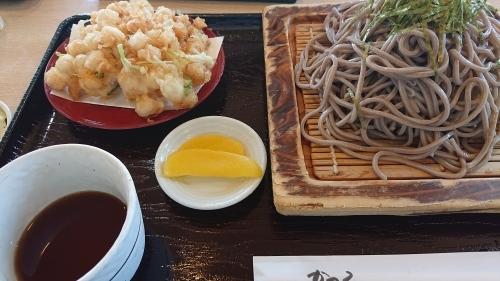 山形蕎麦 かつら_e0124021_14475270.jpg
