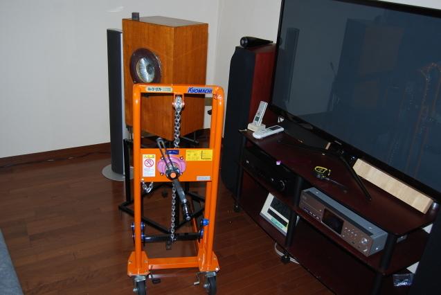 イノウエスピーカー専用 真空管アンプの購入 その5_e0410022_11050972.jpg
