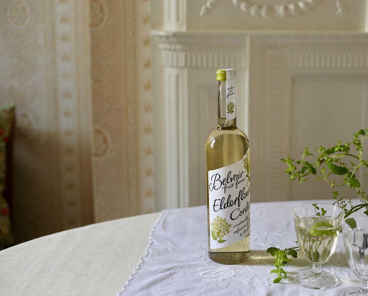 初夏を知らせる飲み物 エルダーフラワーコーディアル_f0380234_19474093.jpeg