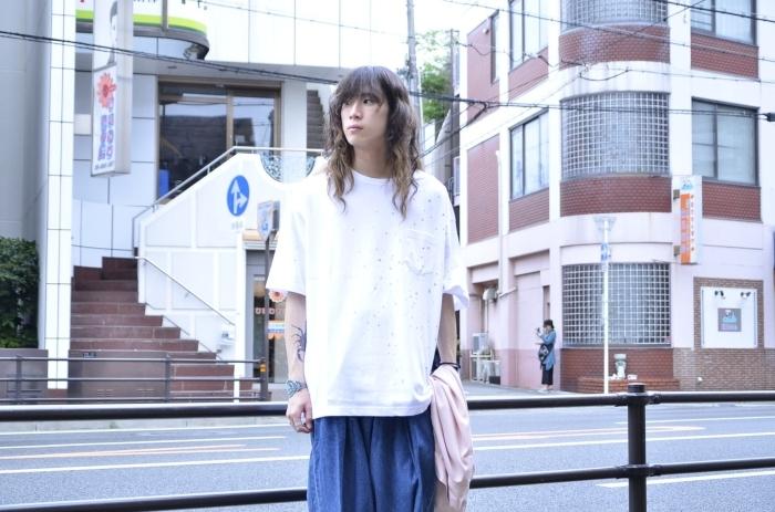 Nasngwam.<<SCATTER TEE>>Style~KODAI~_c0167336_21262230.jpg