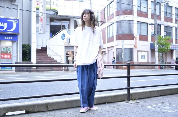 Nasngwam.<<SCATTER TEE>>Style~KODAI~_c0167336_21270600.jpg