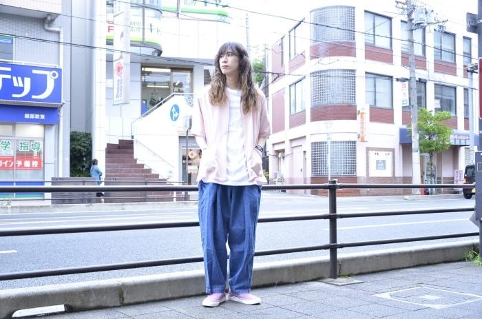 Nasngwam.<<SCATTER TEE>>Style~KODAI~_c0167336_21272478.jpg