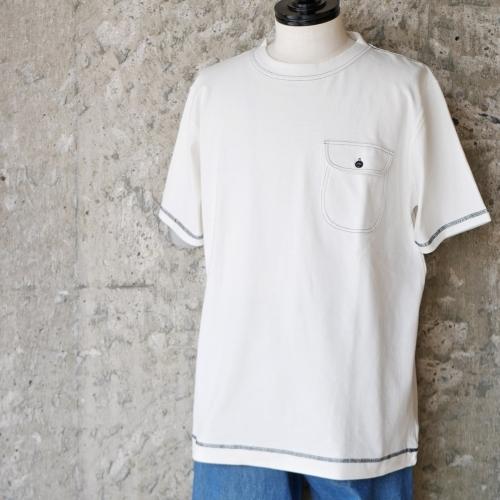 KATO\' Flap Pocket Tee_e0247148_15125140.jpg