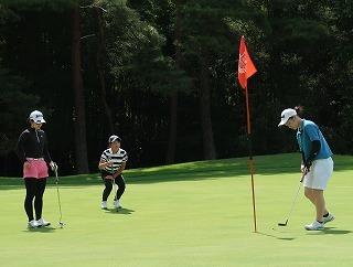 第38回 梶岡建設ジュニアゴルフ月例競技会_f0151251_15560792.jpg