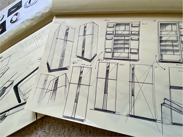先輩からのメッセージ/デザイン・工芸科   World Creative Report ④「デザインスケッチ」_f0227963_09210212.jpg