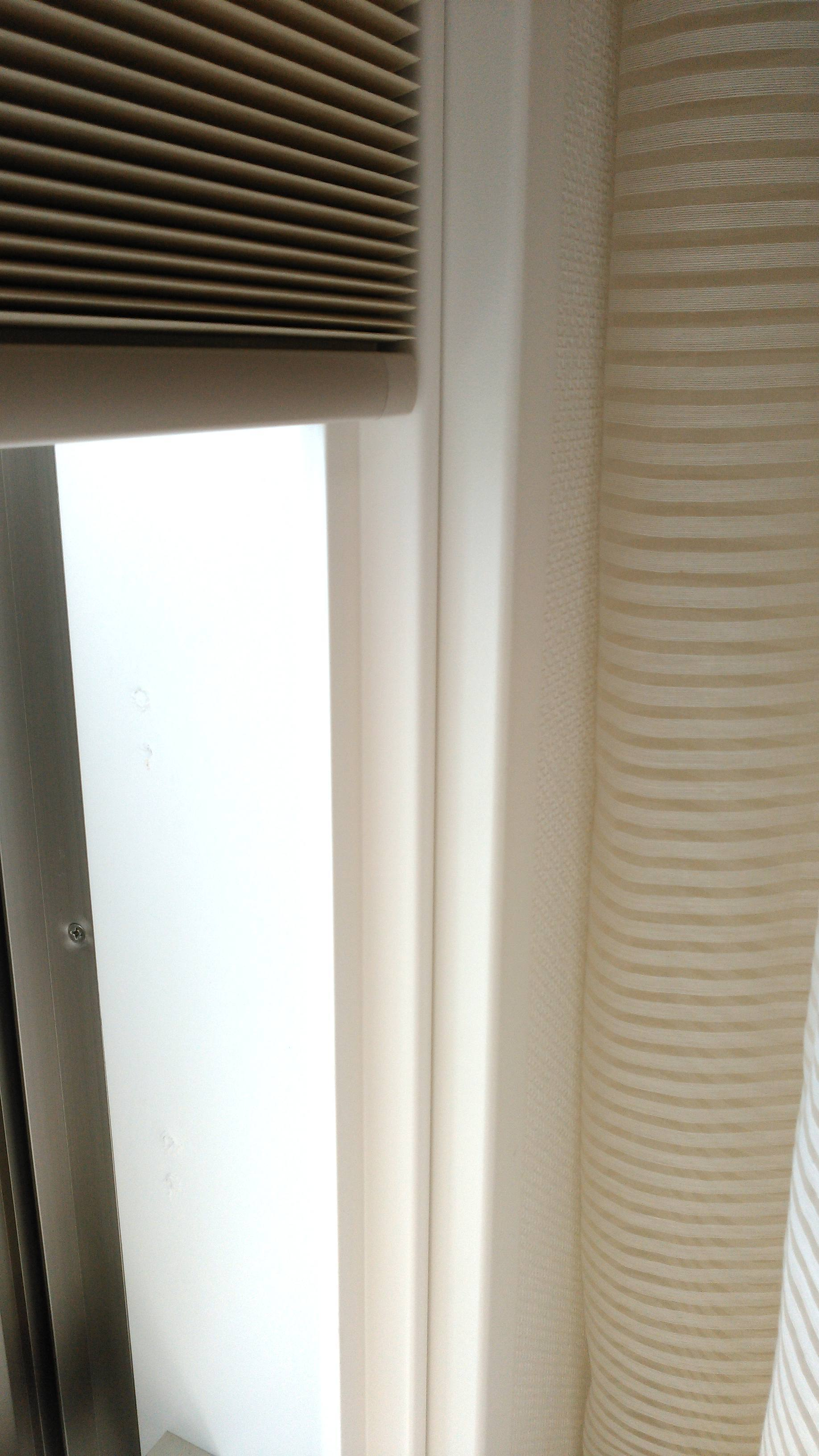 セイキ『ハニカムサーモスクリーン』 モリス正規販売店のブライト_c0157866_19265594.jpg