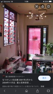 旧店舗の待合室_c0083072_07432098.jpg