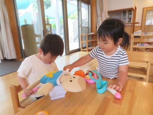 6月 乳児フロアの様子_f0327175_15161862.jpg