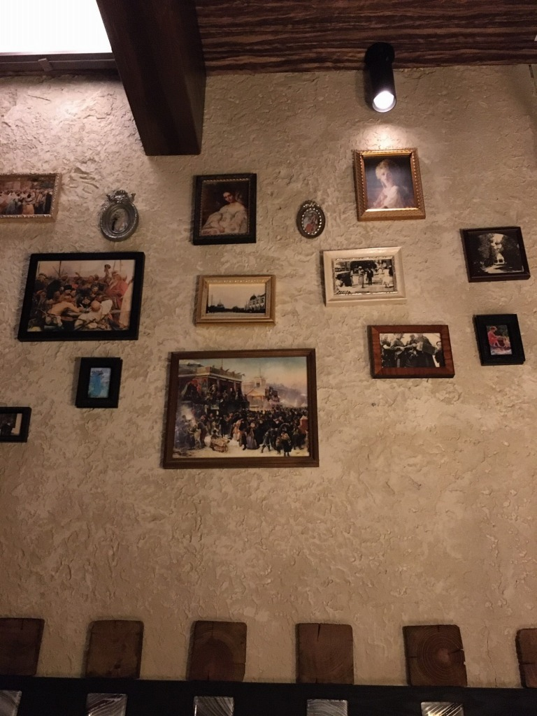 ロシア料理スンガリー 新宿三丁目店_d0061678_11481712.jpg