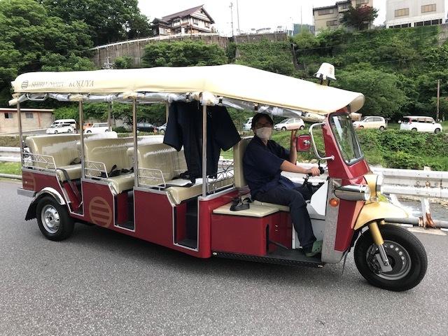 渋温泉にTUKTUK(トゥクトゥク)がお目見え!!_f0085982_07105039.jpeg